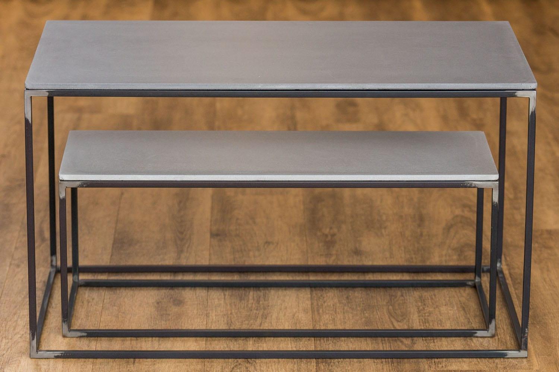 betono kavos staliukas