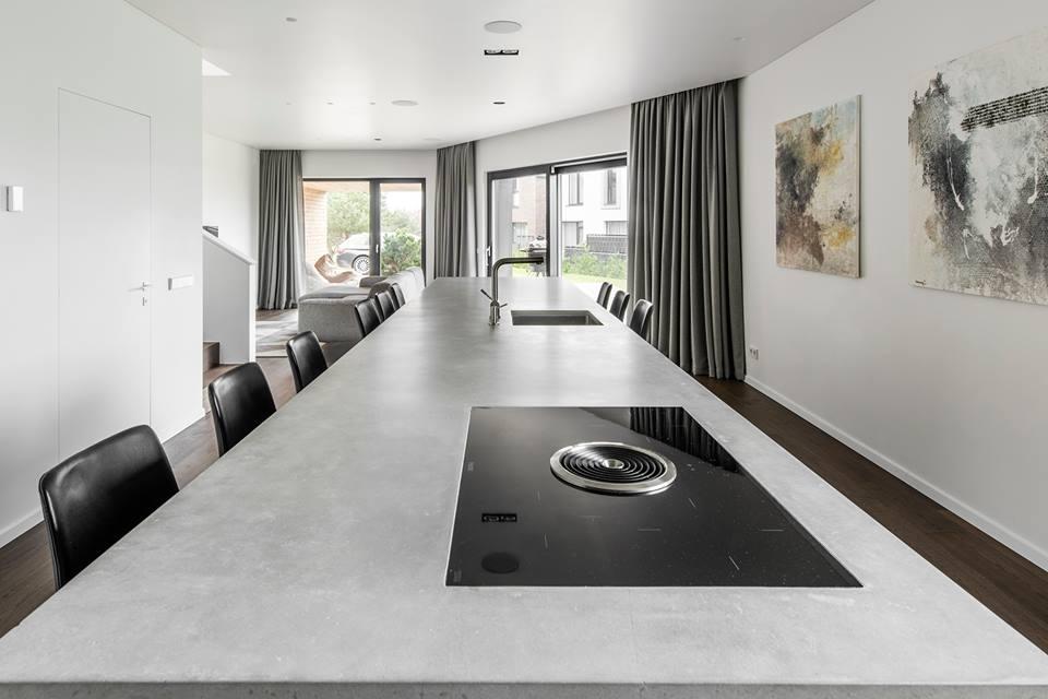 betono sala